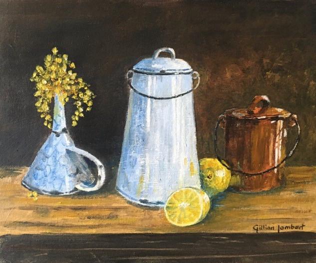 Mimosa and Lemon