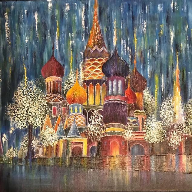 Beautiful Kremline