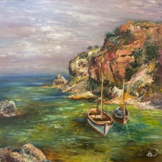 Tasmeen Oozeerally-Sailing Away