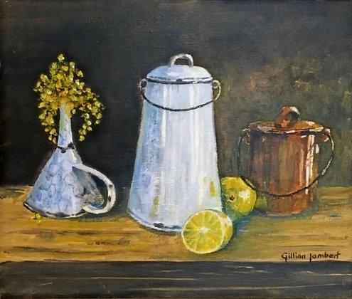 Mimosa and Lemons