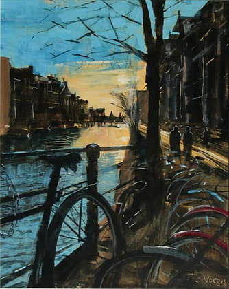 Bikes, Amsterdam