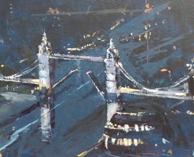 Nightime Tower Bridge