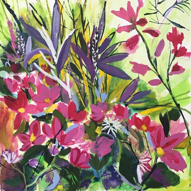 Deborah Kreczmer- Glorious Abundance