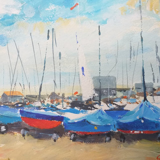 Chris Dolling- Mothballed at Whitstable
