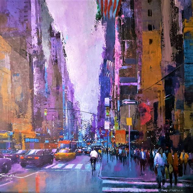 New York Rush Hour