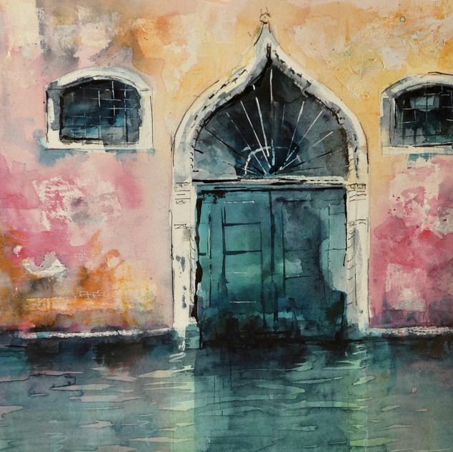 Secret Door of Venice