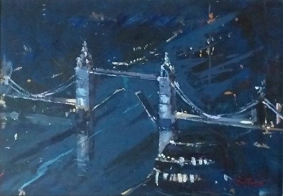 Night Time Tower Bridge