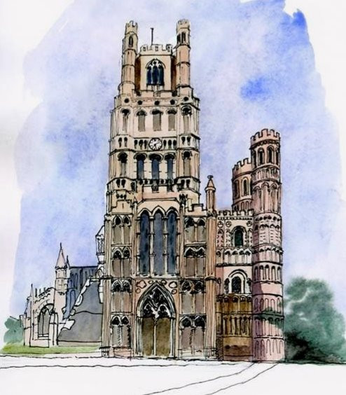 Ely Cathedral WC