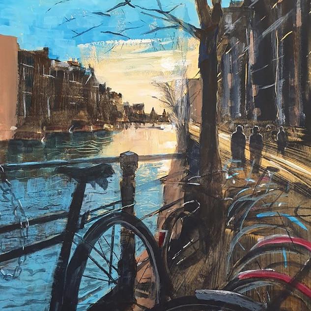 Bikes,Amsterdam