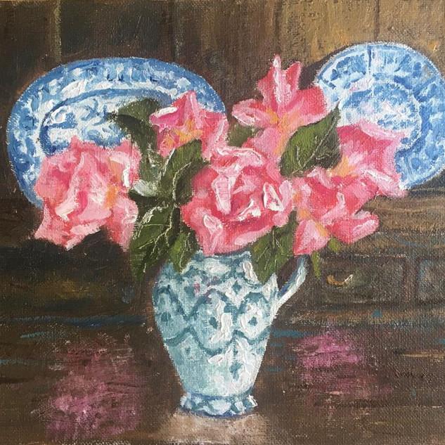 Gillain Lambert - Celebration Roses
