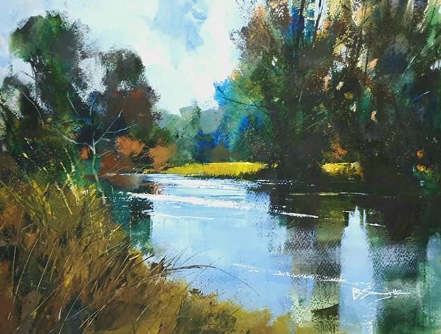 Brendan Smith- Wey Backwater
