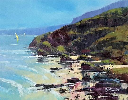 St Agnes Cove