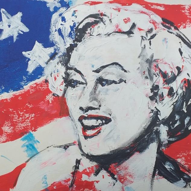 Chris Dolling- Marilyn