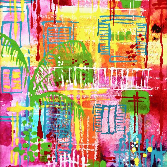 Caribbean Colour Crush