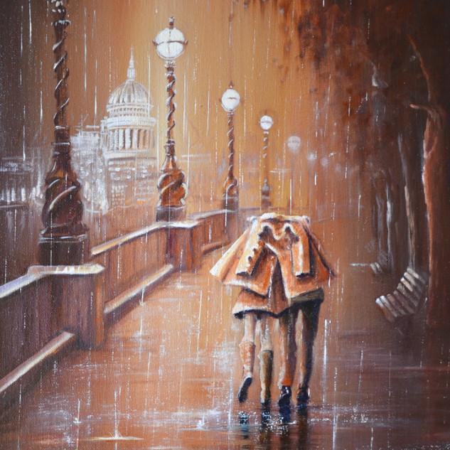 Southbank Rain
