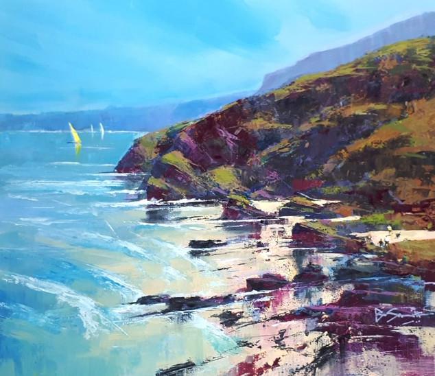 Brendan Smith- A Cornish Cove