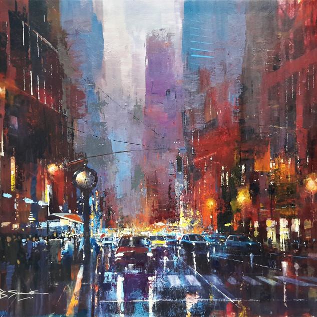 Night Life, Manhattan