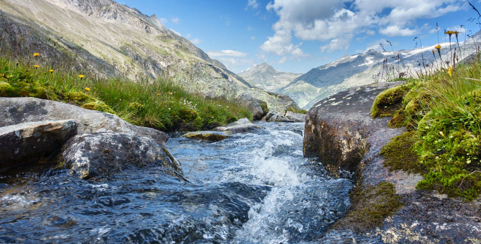 fresh spring water directly from the mountains of Tyrol in Austria.jpg