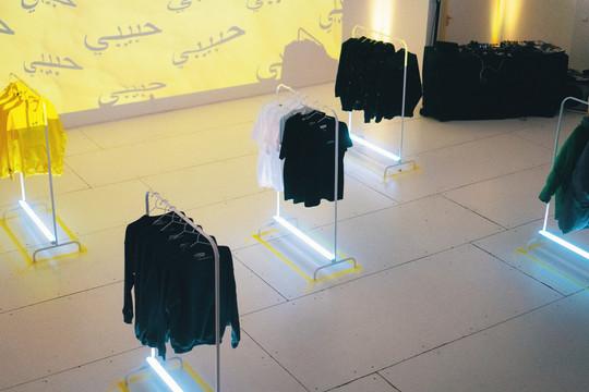 habibi pop up store
