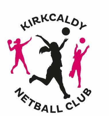 Kirkcaldy netball club logo
