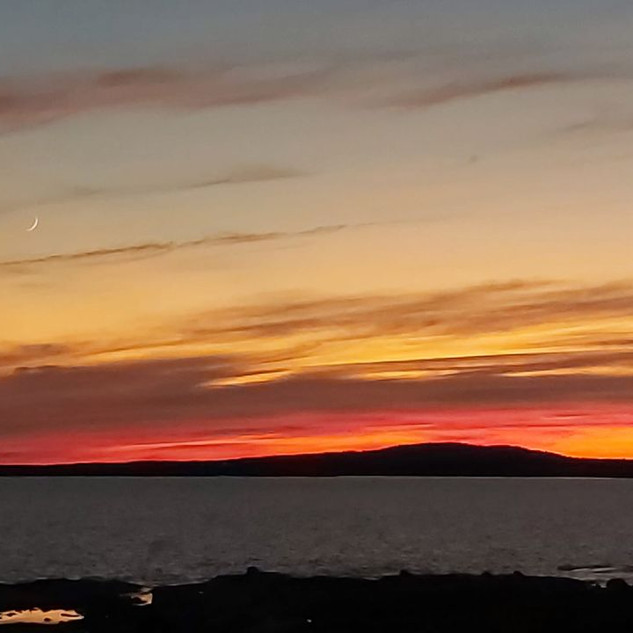 Peggy's Cove Sunset