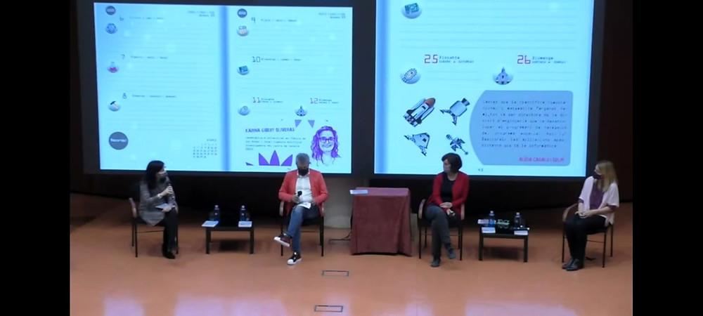 Presentació de l'Agenda Tecnològica a la UPC