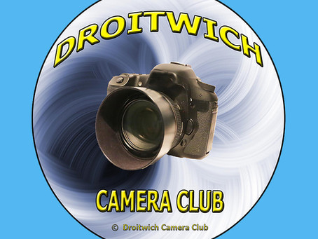 Trophy Success for Droitwich Camera Club