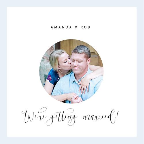 Amanda & Rob