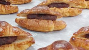 和菓子屋のパン
