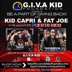 G.I.V.A Kid Event