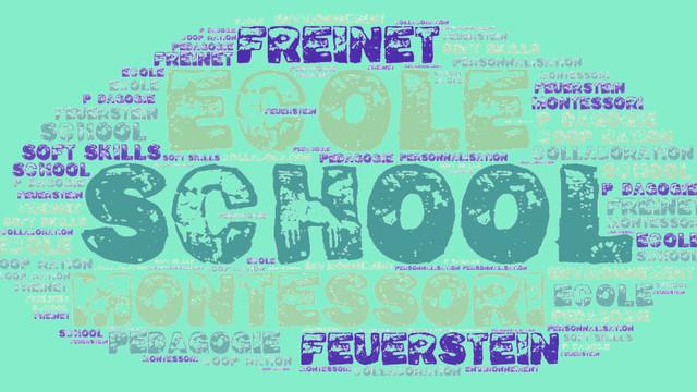 Création d'école