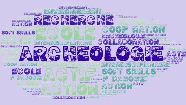 Didactique de l'archéologie