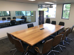 Blackbutt Boardroom Rectangle