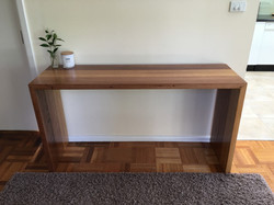 Recycled Messmate Hall Table
