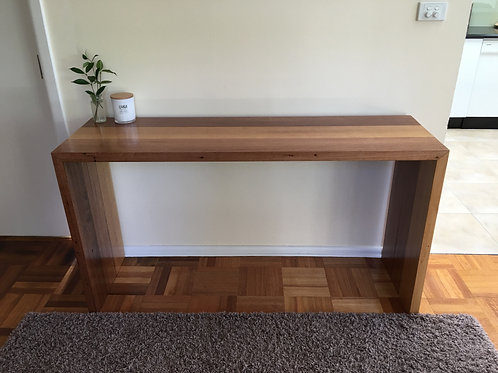 Recycled Messmate Side Hall Console Table