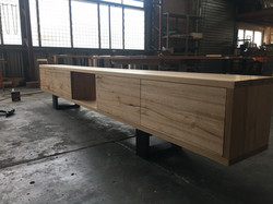 Tasmanian Oak Entertainment Unit