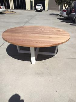 Tasmanian Oak 2 Metre Round