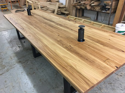 4 Metre Blackbutt Boardroom
