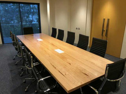 Victorian Ash Boardroom Table
