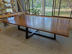 Oak Stained Blackbutt Boardroom
