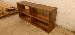 Tasmanian Blackwood Bookshelf