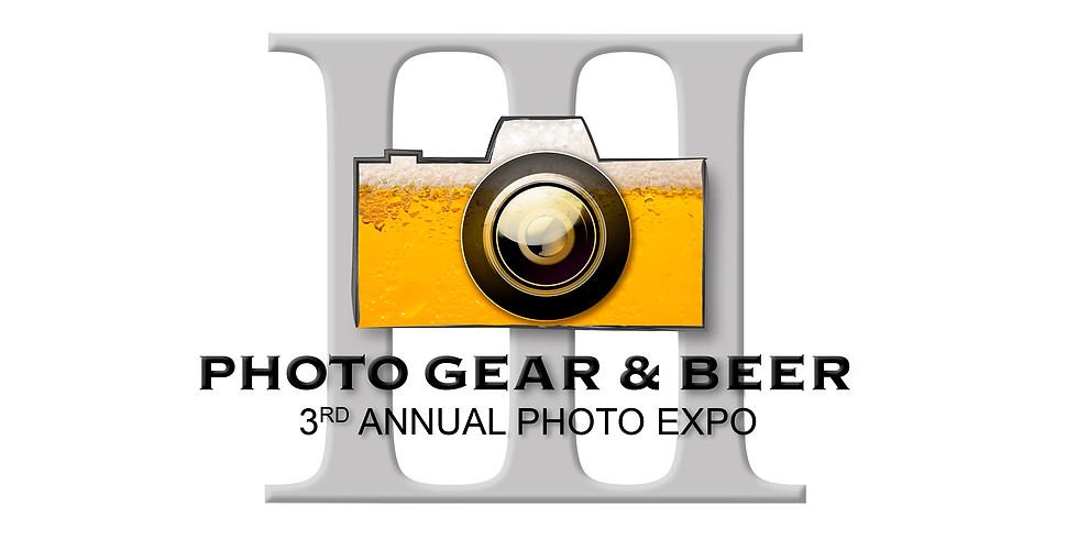Photo Gear & Beer #3