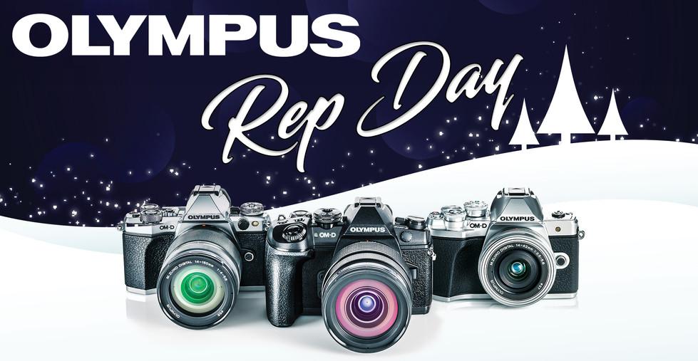 Olympus Rep Days
