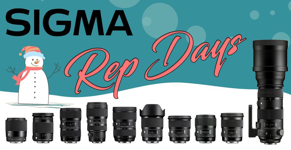Sigma Rep Days