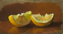 Quartiers de citron