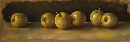 Les pommes, JC Gondouin