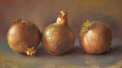 Trois oignons