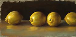 Quatre citrons