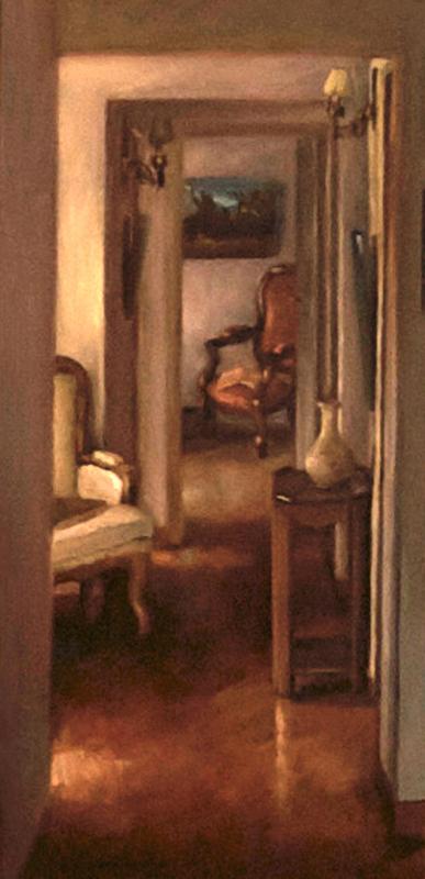 Dans le couloir
