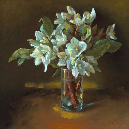 Roses de Noël, JC Gondouin